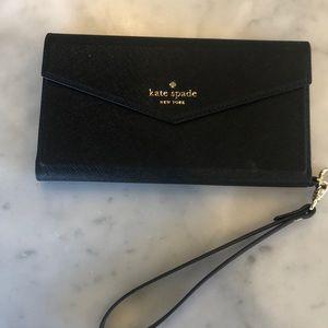 Katespade ohone case wristlet -iPhone 8 Plus